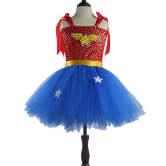 Wonder Woman Csodanő farsangi jelmez