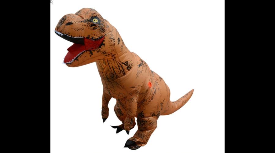T-Rex felfújható dinoszaurusz dínó jelmez - 19.990 Ft 45af54a743